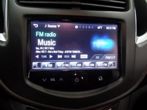 '15 TRax LCD