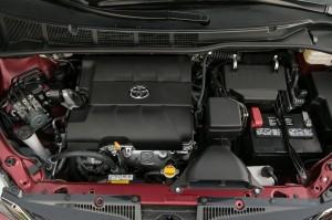 '15 sienna engine