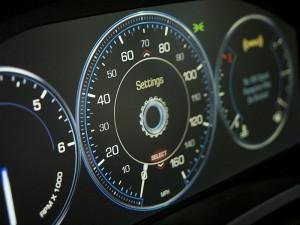 Caddy gauges
