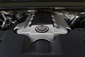 caddy V8