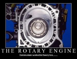 rotary communist