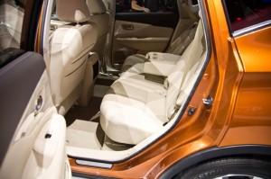 '15 Murano back seats