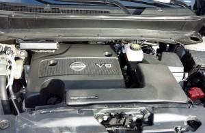 '15 Pathfinder engine 1