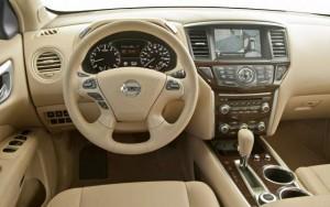 '15 Pathfinder interior 2