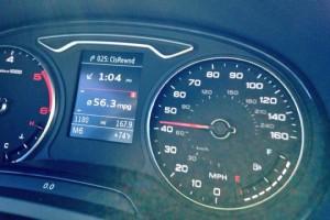 '16 A3 gauges