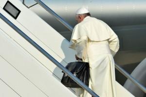 plane pope