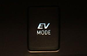 '15 Camry hybrid EV mode