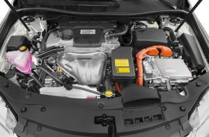 '15 Camry hybrid engine 1