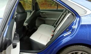 '15 Camry hybrid rear shot