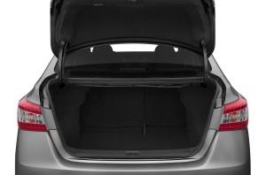'15 Sentra trunk
