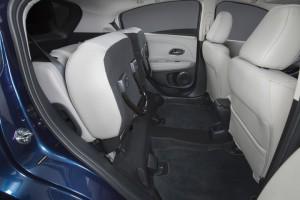 '16 HR-V seats
