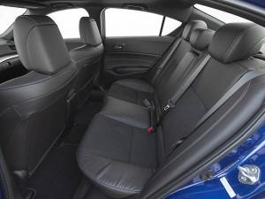 '16 ILX back seats