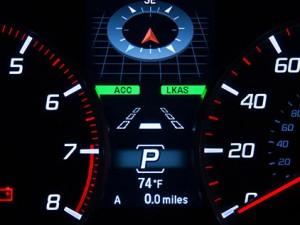 '16 ILX gauge detail