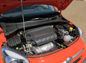 '16 X 2.4 engine