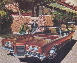 '71 Pontiac ad