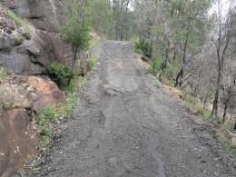 gravel drive 1