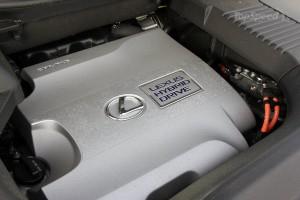 '15 RX450 h engine 2