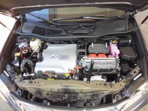 '15 RX450h engine 1
