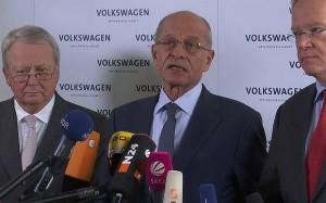 VW execs