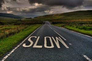 slow lead