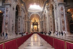 vatican interior pic