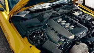'16 5.0 engine