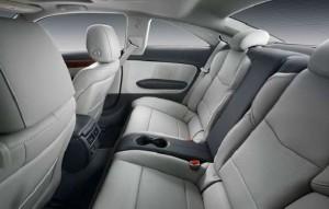 '16 ATS back seat