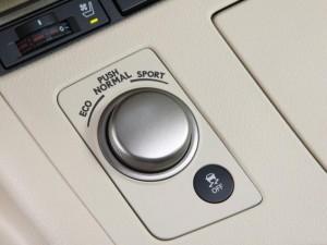 '16 ES350 drive modes