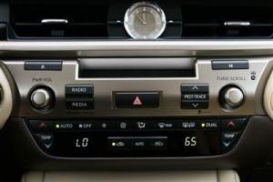 '16 ES350 knobs