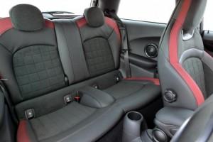 '16 JCW back seats