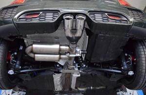 '16 JCW exhaust