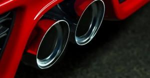'16 JCW exhaust detail