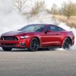 '16 Mustang lead