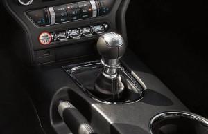 '16 Mustang manual