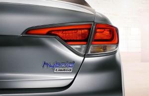 '16 Sonata hybrid detail 2