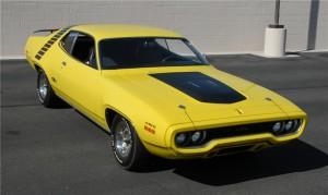 '71 Yellow GTX