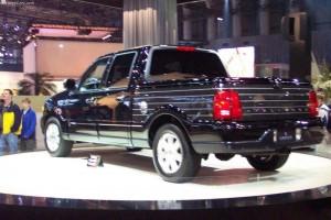 Blackwood concept LA auto show