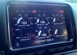 gauges LCD