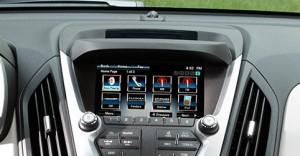'16 Equinox LCD detail