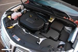 '16 MKC 2.3 engine