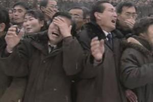 Northe Korean funeral