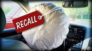 air bag recall pic