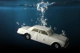 under water lead