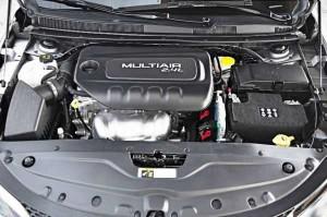 '16 200 2.4 liter engine