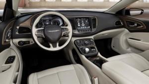 '16 200 interior