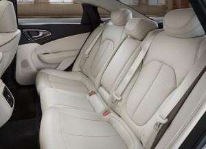 '16 200 rear seats