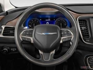 '16 200 steering wheel