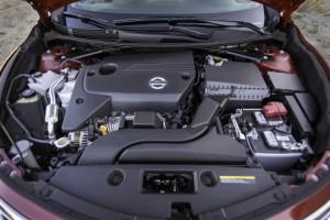 '16 Altima 2.5 engine