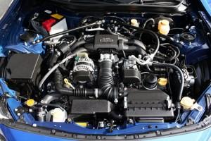 '16 BRZ engine 1