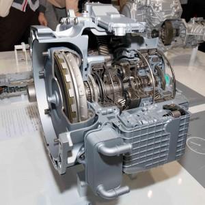'16 Cherokke gearbox